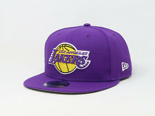 Los Angeles Lakers La Era 9fifty NBA Adjustable Snapback Hat Cap Purple 950