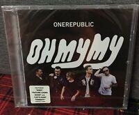 One Republic - Oh My My - CD OneRepublic OHMYMY Nuovo Sigillato N