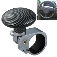 1x Collapsible Car Power Steering Wheel Suicide Spinner Handle Knob Booster