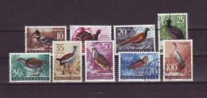 Yugoslavia animals...birds 1949g..used!!!E385
