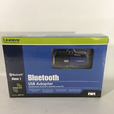 Cisco Linksys USBBT100 USA bluetooth Adapter NEW factory Sealed!