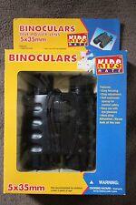 VINTAGE CHILDRENS KIDS TOY~BINOCULARS~NIP-5x35mm