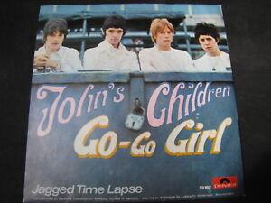 """JOHN´S CHILDREN ( MARC BOLAN / T-REX ) - go-go girl - SINGLE 7"""""""