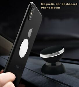 Universal 360° Magnetic Car Mount Dashboard Cell Phone Holder For IPhone 6 7 8
