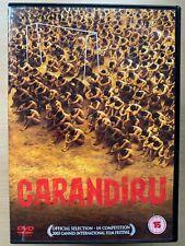 Carandiru DVD 2003 Brazilian Portuguese Prison Crime Drama World Cinema