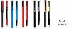 Parker Beta estándar & Premium Fountain Pen-Negro Azul Rojo Plata Oro