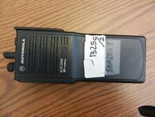 MOTOROLA MTS 2000 FLASHPORT-SERIES I PORTABLE FM RADIO H01UCH6PW1BN (1325 C/2)