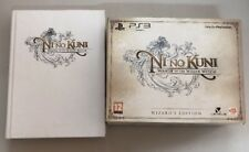 PS3 - Ni No Kuni Wrath Of The White Witch Wizard's Edition Extras + Guide 🌈
