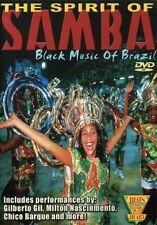 The Spirit of Samba [New DVD]