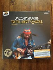 JACO PASTORIUS Truth, Liberty & Soul Live in NYC Vinyl Record Store Day RSD 2017