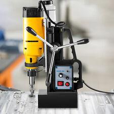 Vevor 1680w Compact Magnetic Drill Press 2in Boring Diameter 2922lbf Mag Drill