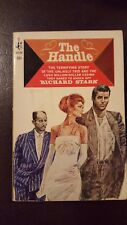 "Richard Stark, ""Handle,"" 1966, Pocket 50220, VG+, 1st"