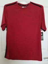 T-SHIRT: Russel Men's Performance Mesh Tee - classic red