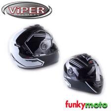 Cascos integrales Viper motocicleta para conductores