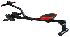 Home Hydraulic Rower Cardio Machines Adjustable Incline Portable Rowing Machines