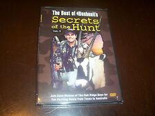 BEST OF BUSHNELL'S V. 2 Axis Whitetail Deer Elk Wild Boar Turkey Hunting DVD NEW