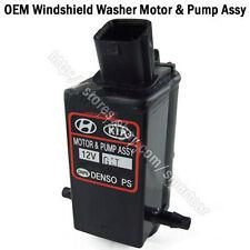 2009 2010 2011 2012 2013 KIA Sorento OEM Windshield Washer Motor Pump Assy