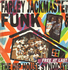 FARLEY JACKMASTER FUNK - Free At Last , With The Hip House Syndicate - Champion