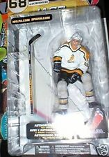 JAROMIR JAGR EARLY RELEASE MCFARLANE HOCKEY FIGURE MOC