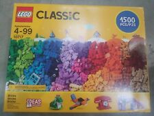 LEGO Classic 10717 Bricks piezas 1500 pcs Building Nuevo New Free Shipping