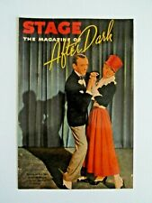 Fred Astaire & Ginger Rogers Postcard