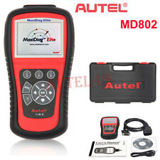 Autel MD802 ALL System +DS Model OBD2 Diagnostic Code Reader ABS Engine airbag
