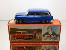 CCCP USSR A4 NOVOEXPORT MOSKVITCH 427 - BLUE 1:43 - GOOD CONDITION IN BOX