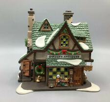 Dept 56 Dickens Village Quilly'S Antiques #58348 1996