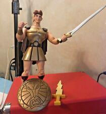 """Disney's Hercules Sword Fighting Action Figure Mattel 1997 11"""""""
