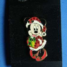 Minnie Mouse Dressed in Jeweled Santa Suit OC Christmas