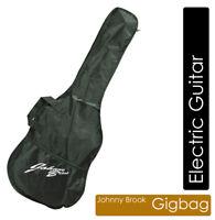 Electric Guitar Gig bag Full Size Carry case handles, pocket, shoulder straps