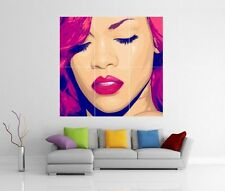 Rihanna Loud inveterado Gigante Pared Arte Foto impresión de cartel H67