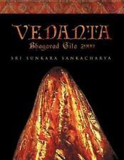 Vedanta - Bhagavad Gita 2000 by Sri Sunkara Sankacharya (2012, Paperback)