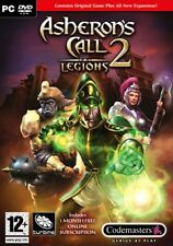 Asherons Call 2 Legions Game Pc 100% Brand New