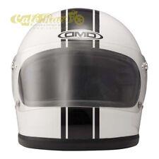 Casco DMD ocket Racing White Omologato ECE ULTIMO PEZZO TG. XL OFFERTA caferacer