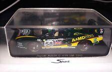 Spark 1/43 Jaguar XJ220 C #58 Le Mans 1995 S0765
