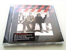 U2 - HOW TO DISMANTLE AN ATOMIC BOMB - DOUBLE ALBUM CD + DVD VIDEOS ORIGINAL