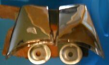NOS 1960 Chevrolet Rear Bumper Guard Set