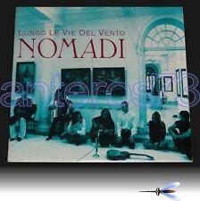 """NOMADI """"LUNGO LE VIE DEL VENTO"""" RARO LP 1995 LIMITED"""
