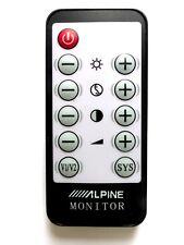 Alpine Auto Monitor telecomando