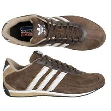ADIDAS JEREZ 3 MARRONE/BEIGE SNEAKERS art.464933 US 8, EU 41⅓ come nuove