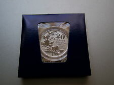 Canada 2011 $20 for $20 0.9999 pure Fine Silver Coin -Maple Leaf