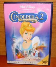 DVD Cinderella 2 special edition Träume werden wahr