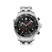 OMEGA Seamaster Diver Chrono 300m Auto Steel Mens Watch Date 212.30.42.50.01.001