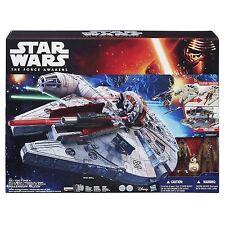 Star Wars The Force Awakens Battle Action Millennium Falcon Nerf Launcher Toy |
