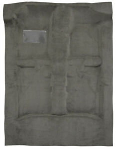 1989-1995 Plymouth Acclaim Carpet Replacement - Cutpile - Complete | Fits: 4DR