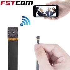 FSTCOM Mini Super Hidden Spy Wifi Cam 720P HD Portable Nanny Wireless Camera