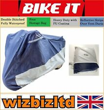 Harley-Davidson SX125 1973-1978 [Large Deluxe Heavy Duty Raincover] RCODEL02