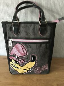 Disney / Looney Tunes Porky Pig Wolf Bag New Warner Bros Handbag Everyday