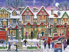 Ravensburger Christmas in the Square 1000 piece Jigsaw Puzzle